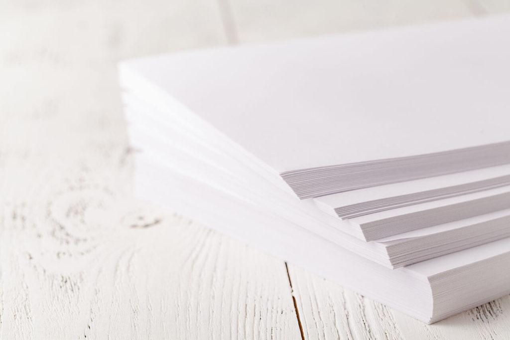 プリンター用紙の種類ってどれくらいあるの?