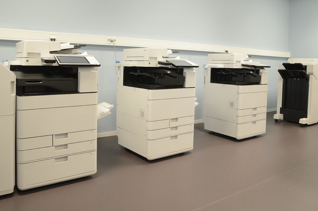 コピー機と複合機の違いとは?